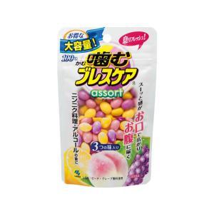 【仕様】●レモン、ピーチ、グレープ味のアソート●内容量:100粒 <ジェットプライス> ...