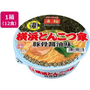 ヤマダイ/凄麺 横浜とんこつ家 12食|jetprice