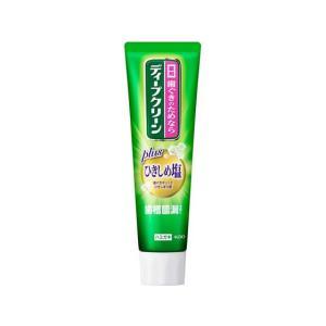 KAO/ディープクリーン 薬用ハミガキ ひきしめ塩プラス|jetprice