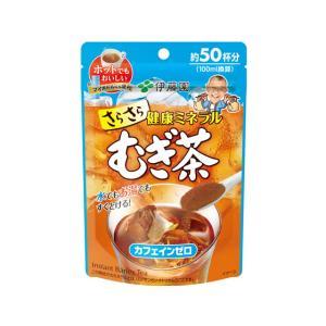伊藤園/さらさら健康ミネラルむぎ茶40g 粉末タイプ