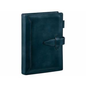 【お取り寄せ】レイメイ/ダ・ヴィンチグランデ ロロマクラシック 聖書サイズ手帳 ネイビー|jetprice