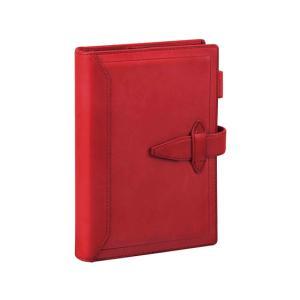 【お取り寄せ】レイメイ/ダ・ヴィンチグランデ ロロマクラシック 聖書サイズシステム手帳 レッド|jetprice