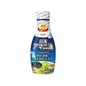 日清オイリオ/日清アマニ油 145g|jetprice