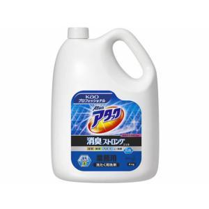 KAO/アタック消臭ストロングジェル 業務用 4kg|jetprice