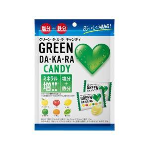 ロッテ/GREEN DA・KA・RA キャンディ袋