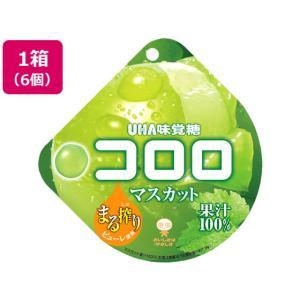 UHA味覚糖/コロロ マスカット 6個入