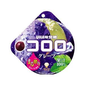 UHA味覚糖/コロロ グレープ/63315