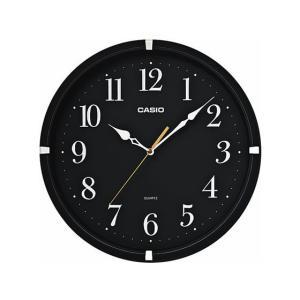 カシオ計算機/壁掛け時計 ブラック/IQ-88-1JF|jetprice