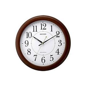 リズム時計/フィットウェーブブリッツ ブラウン/8MYA24SR06|jetprice