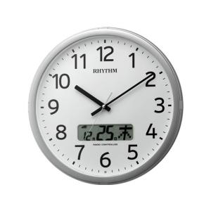 リズム時計/プログラムカレンダー01SR/4FNA01SR19|jetprice