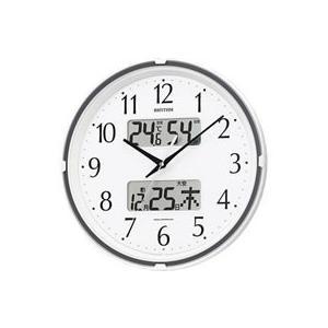 リズム時計/フィットウェーブリブ/4FYA07SR03|jetprice