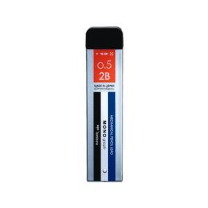 トンボ鉛筆/モノグラフMG 0.5mm 2B モノカラー/R5-MG2B01|jetprice