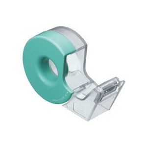 コクヨ/テープカッターカルカット ハンディタイプ・マスキングテープ用 グリーン