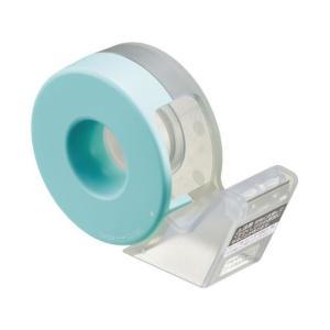 コクヨ/テープカッターカルカット ハンディタイプ・マスキングテープ用 ライトブルー