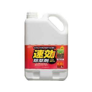 アイリスオーヤマ/速攻除草剤 4L/SJS-4L