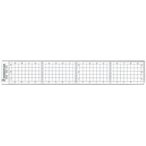 ステッドラー/カッティング用方眼定規 20cm/962 08-20|jetprice