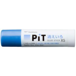 トンボ鉛筆/スティックのり 消えいろピットXS 5g/PT-XSC|jetprice