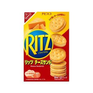モンデリーズ・ジャパン/リッツ チーズサンド 9枚×2パック|jetprice
