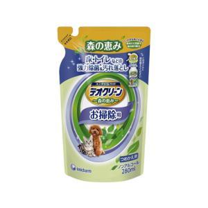 ユニチャーム/デオクリーン 除菌お掃除スプレー つめかえ用 280ml|jetprice