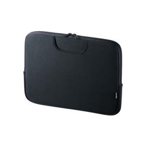 サンワサプライ/ポケット付きインナーケース 13.3型ワイド/IN-WETP13BK|jetprice
