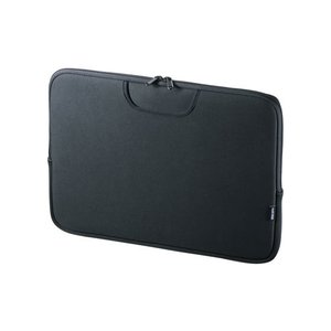 サンワサプライ/ポケット付きインナーケース 15.6型ワイド/IN-WETP15BK|jetprice