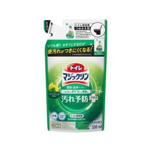 KAO/トイレマジックリン消臭洗浄スプレーツヤツヤコートシトラスミント詰替330ml|jetprice