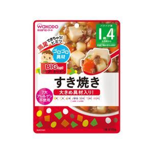 和光堂/BIGサイズグーグーキッチン すき焼き100g|jetprice