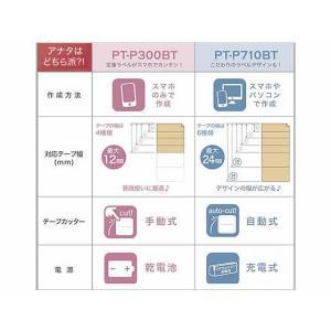 ブラザー/ラベルプリンター ピータッチ キューブ/PT-P300BT|jetprice|06