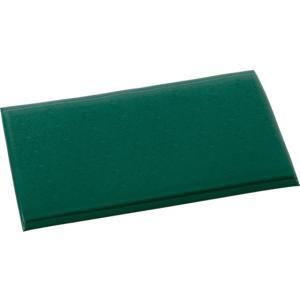 テラモト/テラクッション極厚 グリーン 450×600/MR-069-020-1|jetprice