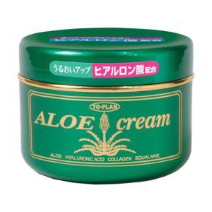 東京企画販売/ヒアルロン酸配合 アロエクリーム 170g