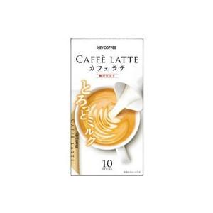 【仕様】香り豊かなフリーズドライコーヒーとまろやかなミルクで贅沢に仕立てたとろっとしたミルクが楽しめ...