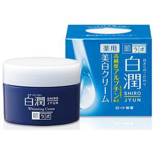 ロート製薬/肌ラボ 白潤薬用美白クリーム50g