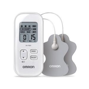 【管理医療機器】オムロン/低周波治療器 ホワイト/HV-F021-W jetprice