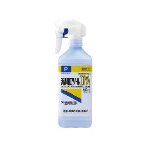 【仕様】エタノール(C2H6O)76.9−81.4vol%を含有する、外用消毒剤です。添加物としてイ...
