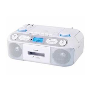 コイズミ/CDステレオラジカセ マイク付/SAD4942W|jetprice