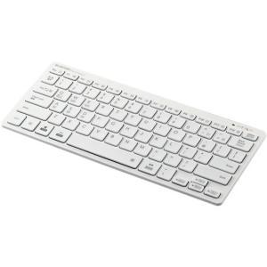 エレコム/Bluetoothミニキーボード 白/TK-FBP102WH|jetprice