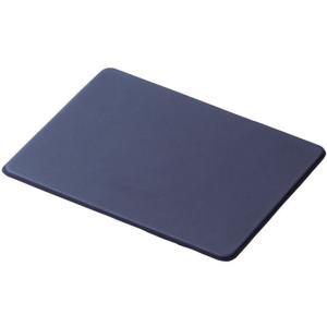 エレコム/マウスパッド ソフトレザー XLサイズ ネイビー/MP-SL02NV|jetprice