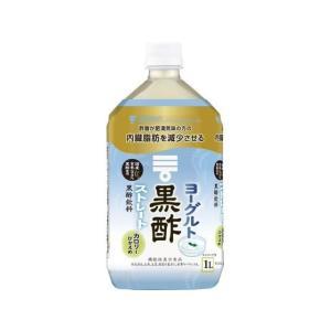 ミツカン/ヨーグルト黒酢 ストレート 1L|jetprice