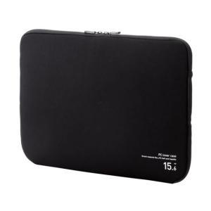 エレコム/ネオプレン PC用インナーバッグ ブラック/BM-IBNP15BK|jetprice