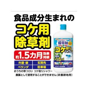 アース製薬/アースガーデン おうちの草コロリ コケ取りシャワー 1000ml|jetprice|04