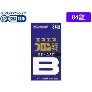 【第(2)類医薬品】薬)エスエス製薬/エスエスブロン錠 84錠|jetprice