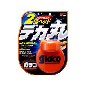 ソフト99/ぬりぬりガラコ デカ丸 120ml|jetprice