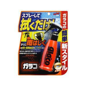 ソフト99/ミストガラコ 100ml|jetprice
