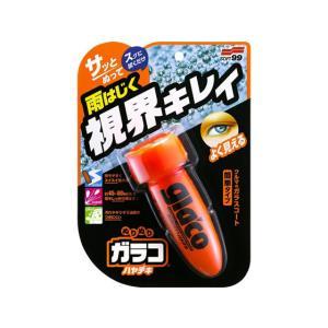 ソフト99/ぬりぬりガラコ ハヤデキ 75ml|jetprice
