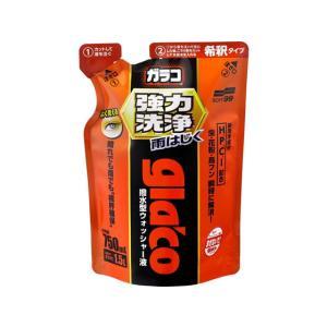 ソフト99/ガラコウォッシャー強力洗浄 750ml|jetprice