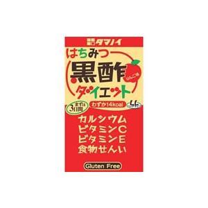タマノイ酢/はちみつ黒酢ダイエット 125ml|jetprice