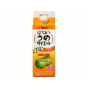 タマノイ酢/はちみつうめダイエット 濃縮タイプ 500ml|jetprice