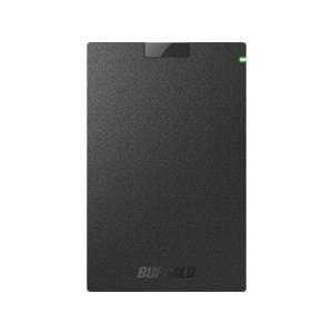 バッファロー/ポータブルHDD 1TB ブラック/HD-PCG1.0U3-BBA jetprice