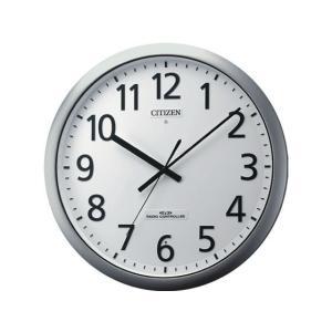 リズム時計/壁掛け電波時計 防滴防塵型/8MY484-019|jetprice