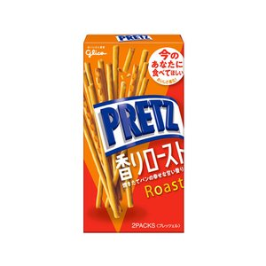 江崎グリコ/プリッツ 香りロースト 2袋入
